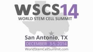 World Stem Cell Summit logo