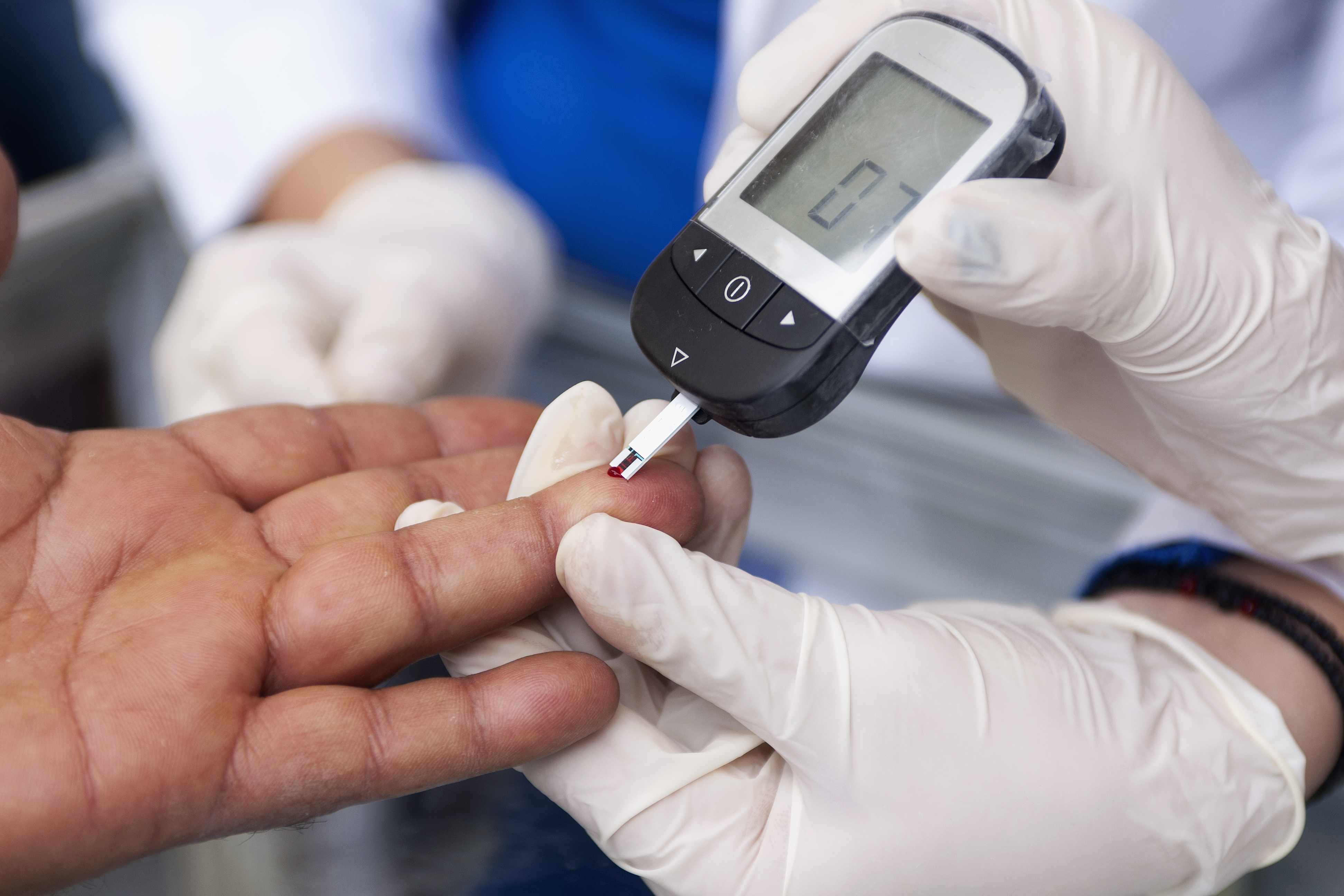 Blood test for glucose: how to pass 71