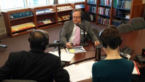 Dr. Stephen Kopecky on the Mayo Clinic Radio show with Dr. Shives and Tracy McCray discussing heart health