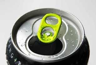 Bebida energética en lata