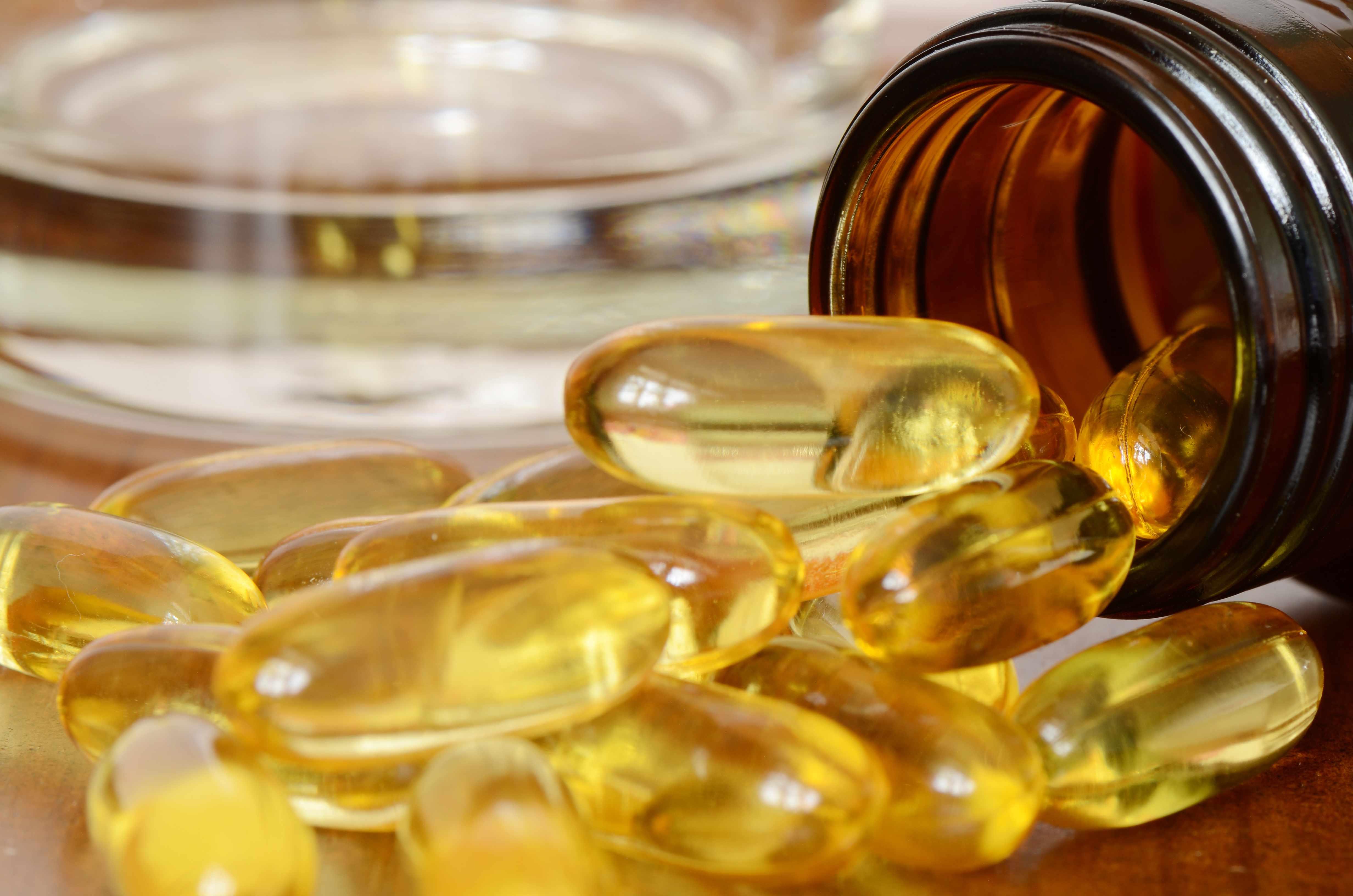 soft gelatin dietary supplement - Vitamin D capsule