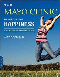 Mayo Clinic Happiness book cover