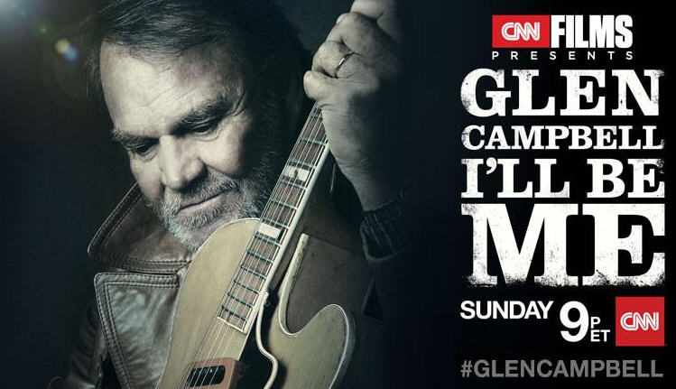 Glen Campbell on CNN