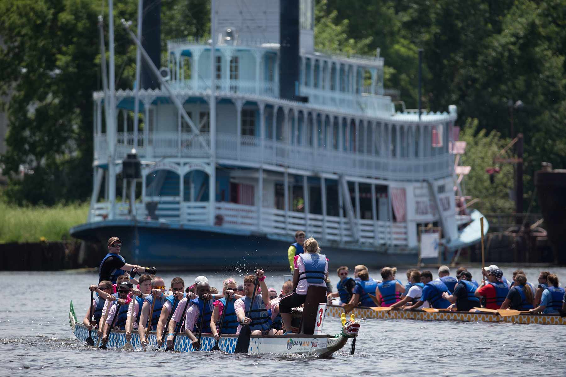 Mayo Clinic Health System Launches Dragon Boat Festivals in