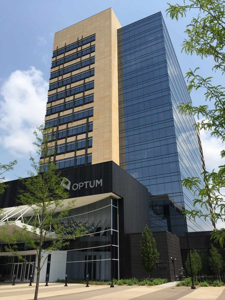 Optum Centers of Excellence headquarters