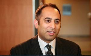 Dr. Pritish Tosh headshot
