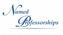 Named Professorships logo