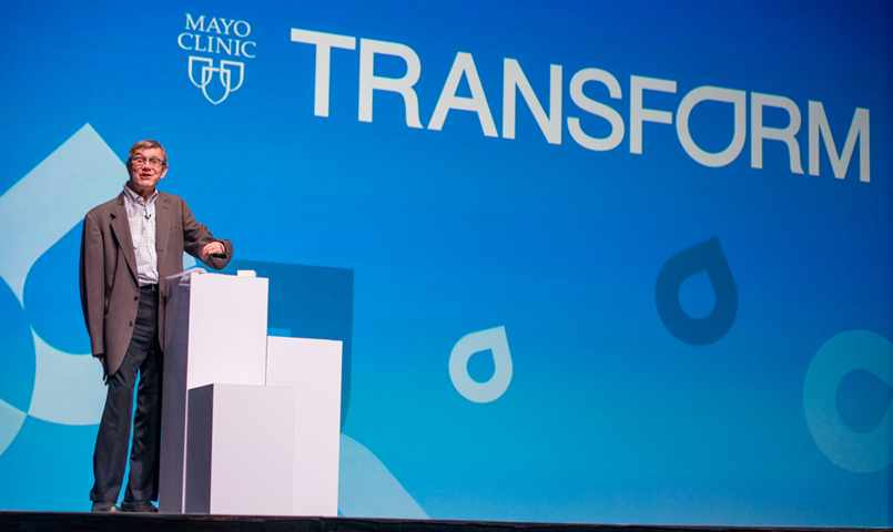Kevin Kling at Transform 2015
