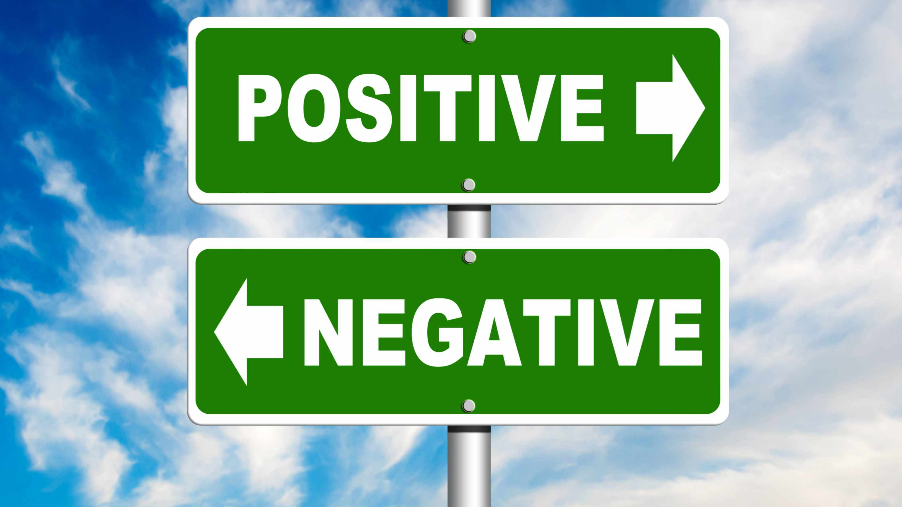 Image result for positive and negative sign