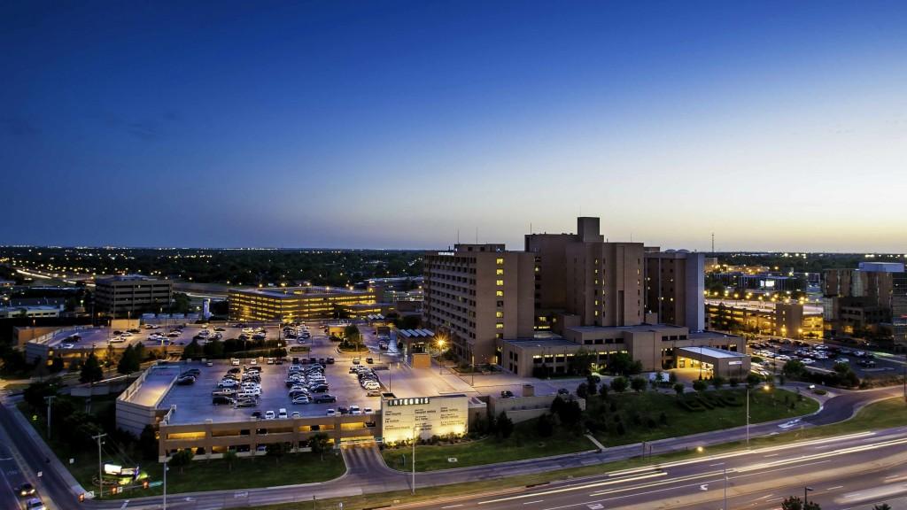INTEGRIS Baptist Medical Center 16 x 9