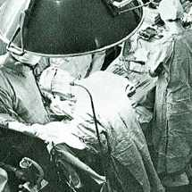 1965 open heart surgery at Mayo Clinic
