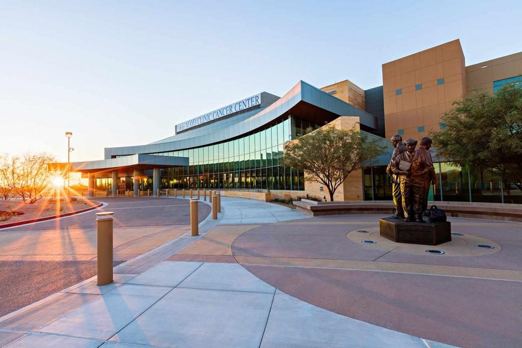 Centro Oncológico de Mayo Clinic en Arizona