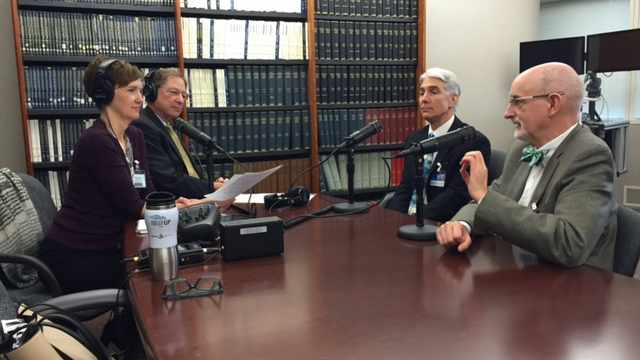 Dr. Donald Hensrud and Dr. Joseph Murray on Mayo Clinic Radio