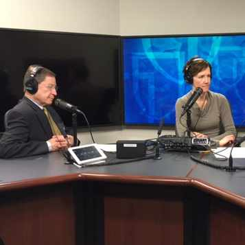 Mayo Clinic Radio hosts