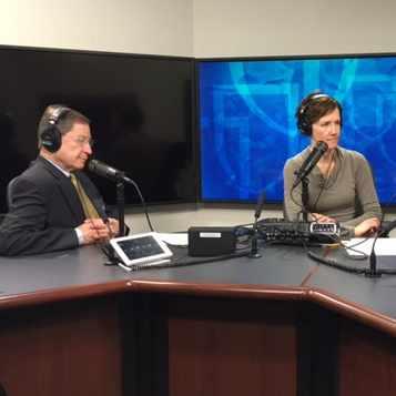 Mayo Clinic Radio hosts