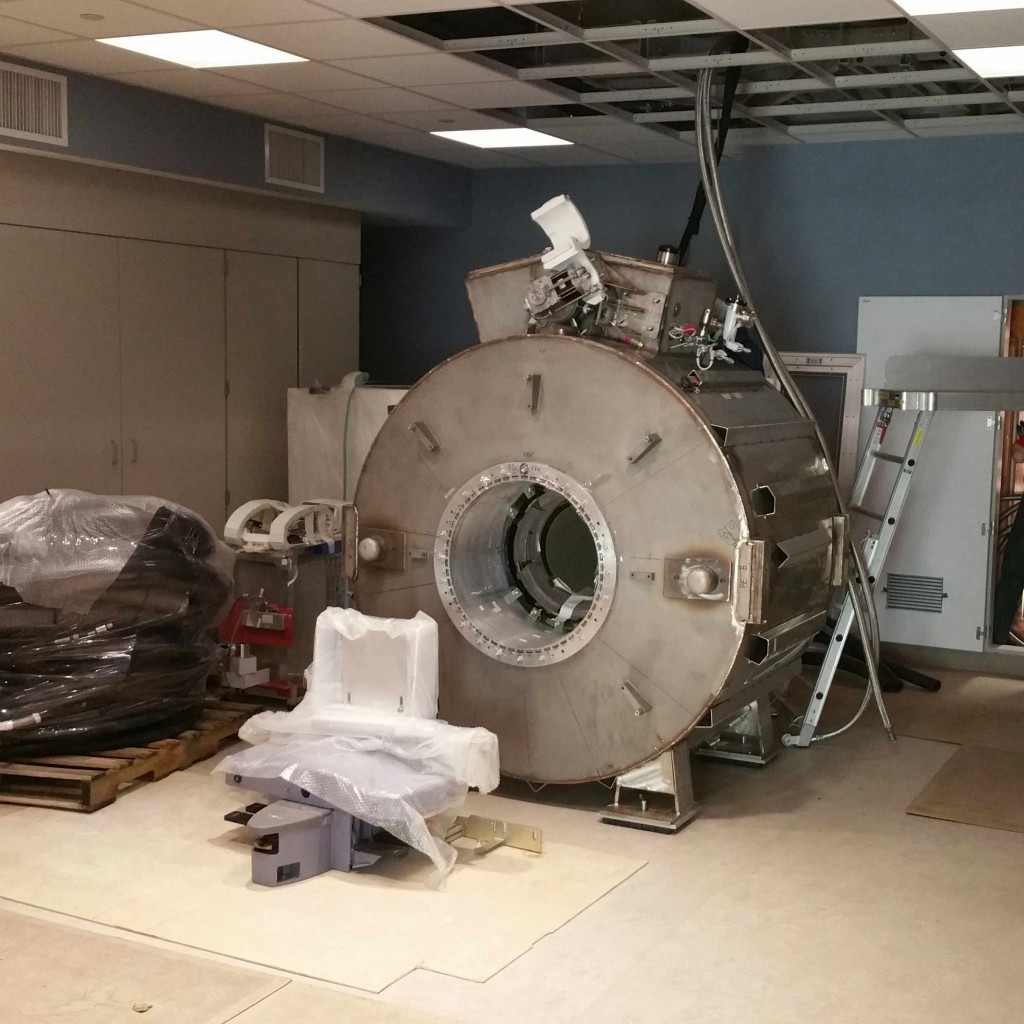 Mayo Clinic installs one-of-a-kind compact 3T MRI scanner 1x1 square