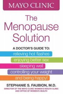 Tapa de The Menopause Solution de Mayo Clinic