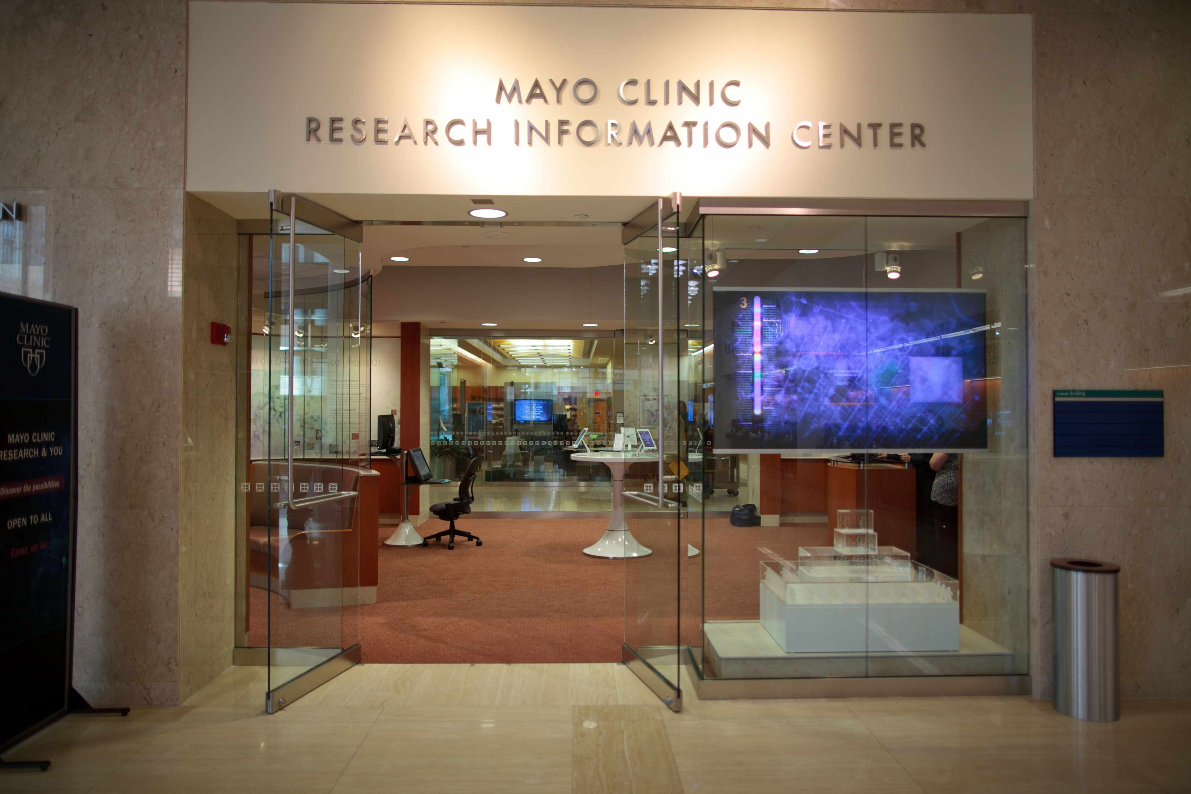 Mayo Clinic Research Center
