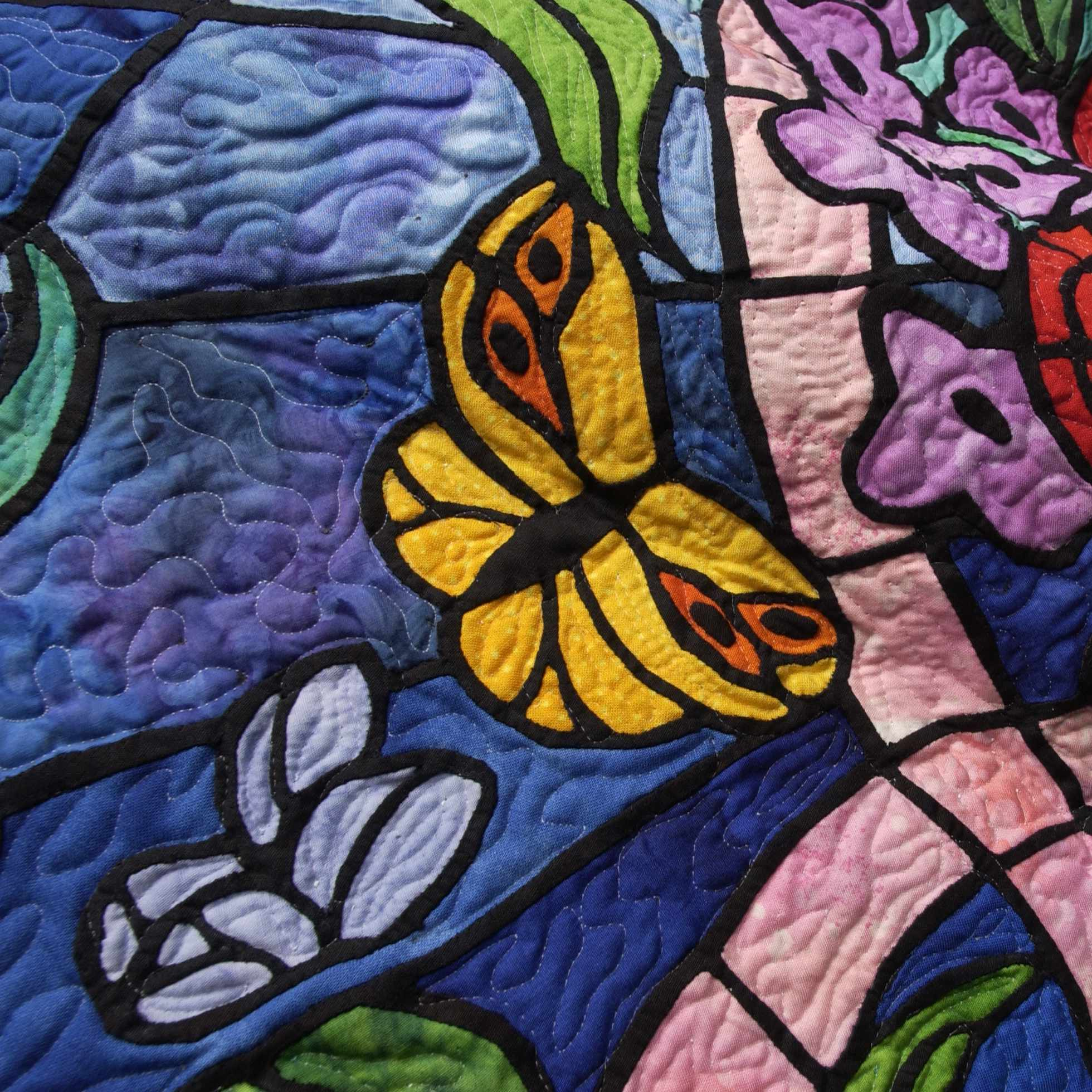 Mayo Clinic Women's Cancer Program quilt