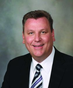 Dr. James Hebl bio picture Vice President of SW Region for Mayo Clinic Health System