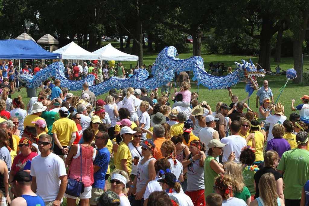 La Crosse Dragon Boat festival