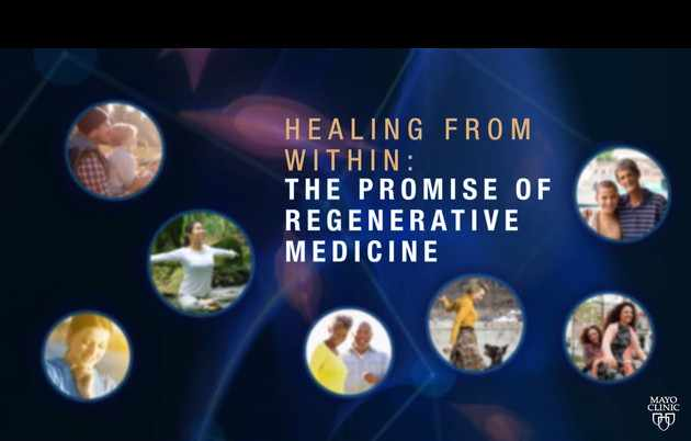Discovery's Edge: The promise of regenerative medicine – Mayo Clinic