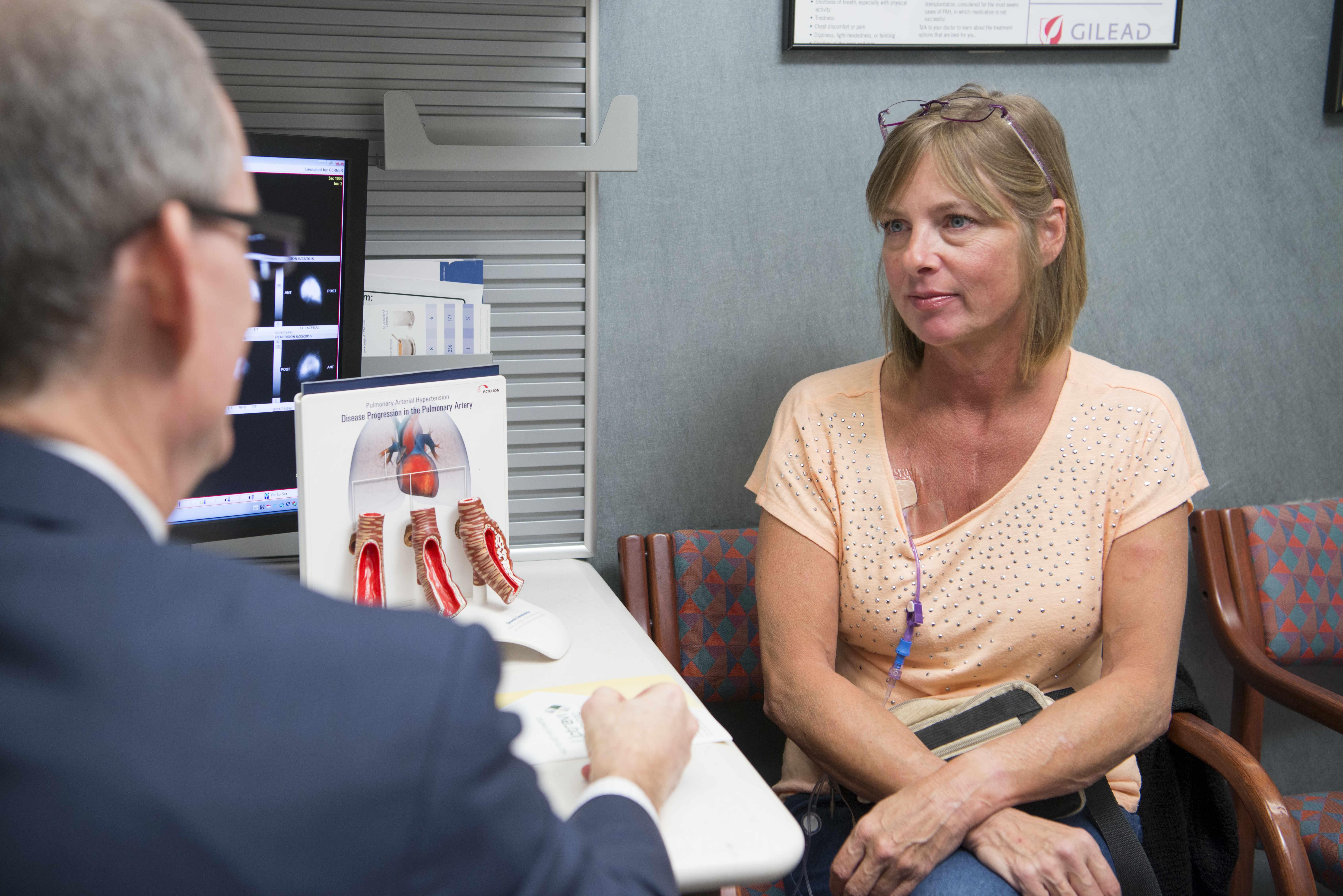Laura Floecker - Pulmonary Hypertension