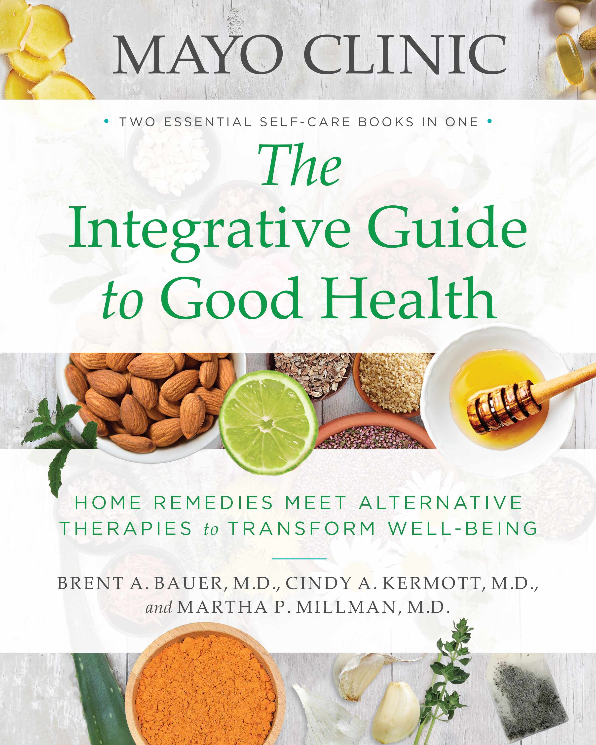 Mayo Clinic releases book on whole-body wellness, complementary