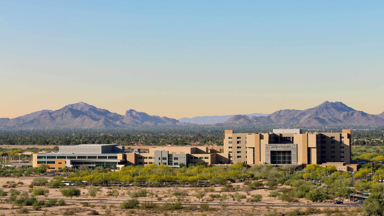 Mayo Clinic's Arizona campus
