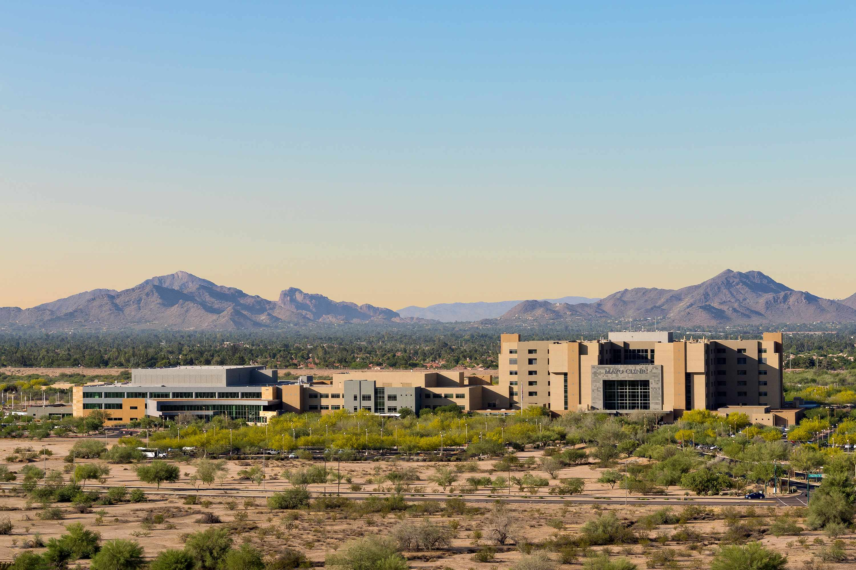Mayo Clinic's Arizona campus