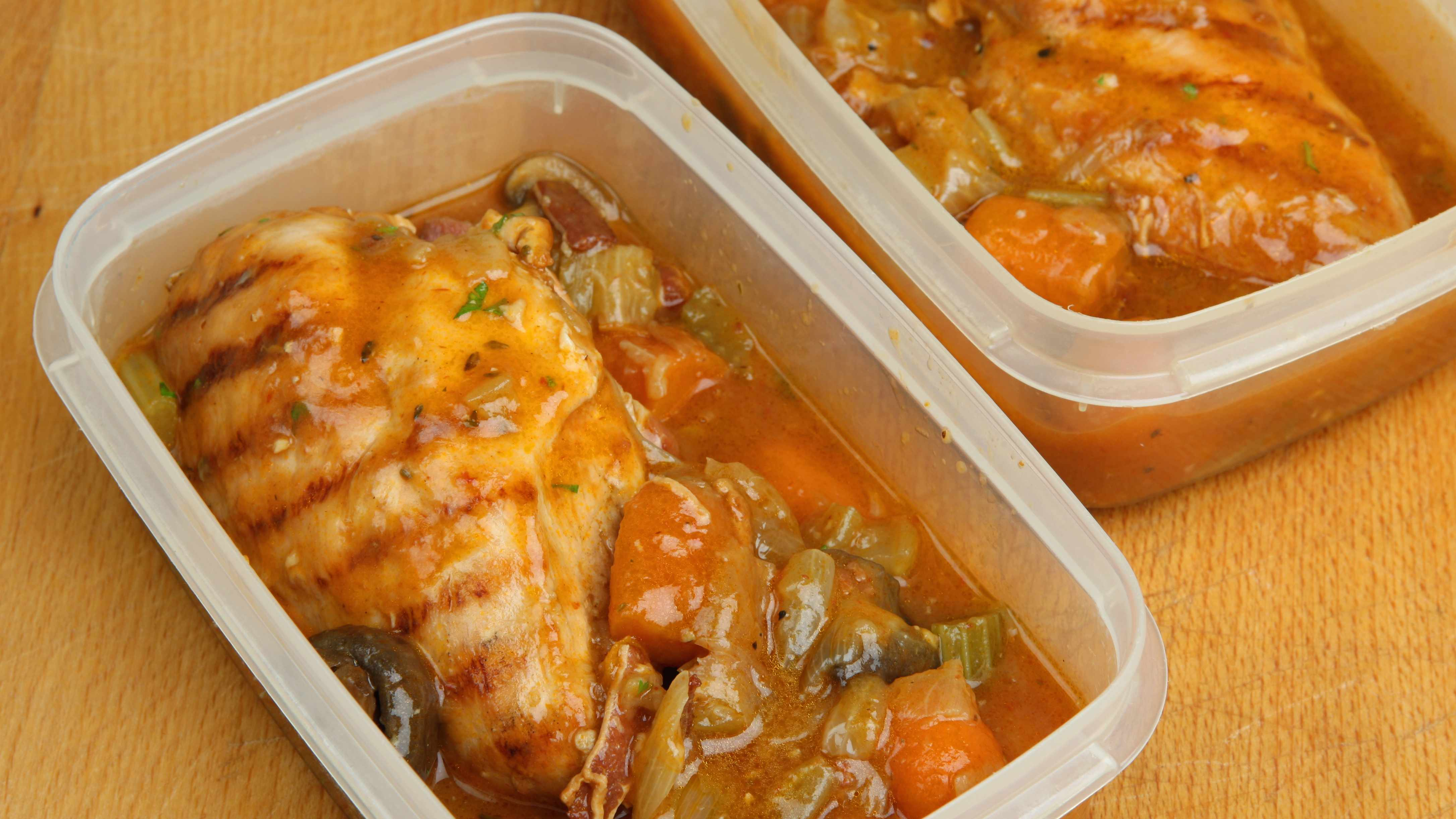Making mayos recipes 5 meals you can freeze mayo clinic news network homemade frozen dinners are an excellent healthy option when you make them yourself and putting dinner on ice isnt as difficult as you may think forumfinder Choice Image