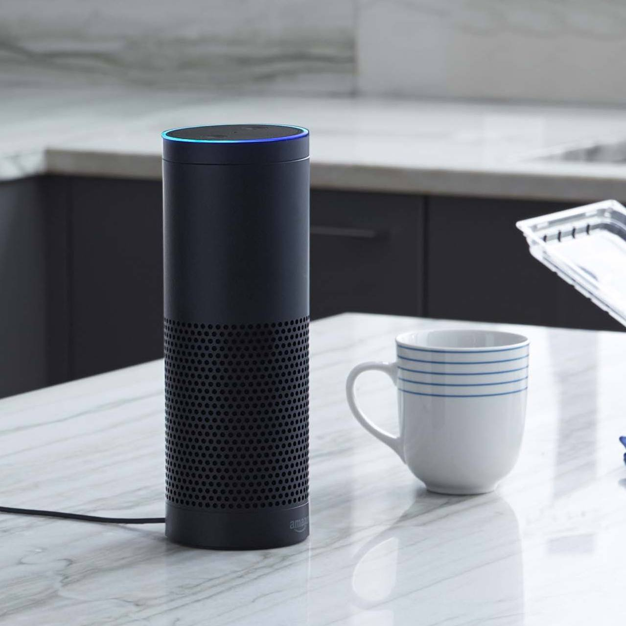 Amazon Echo Lifestyle image