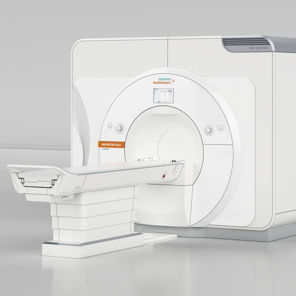 7-Tesla MRI scanner