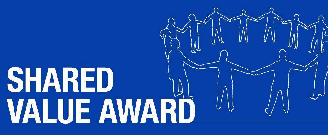 Shared Value Award logo