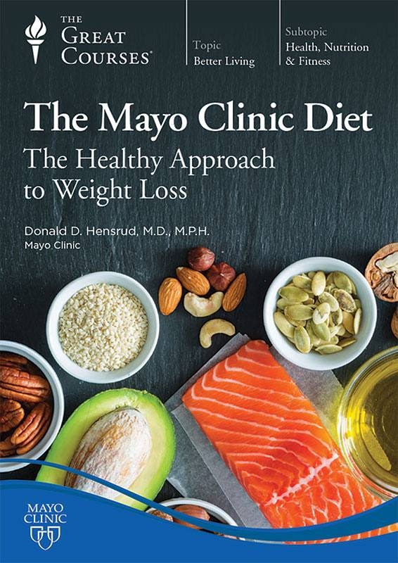 The Mayo Clinic Diet: The Healthy Approach to Weight Loss' video