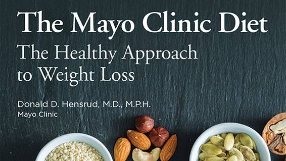 separation shoes 46c6b e943a  The Mayo Clinic Diet  The Healthy Approach to Weight Loss  video course  now available – Mayo Clinic News Network