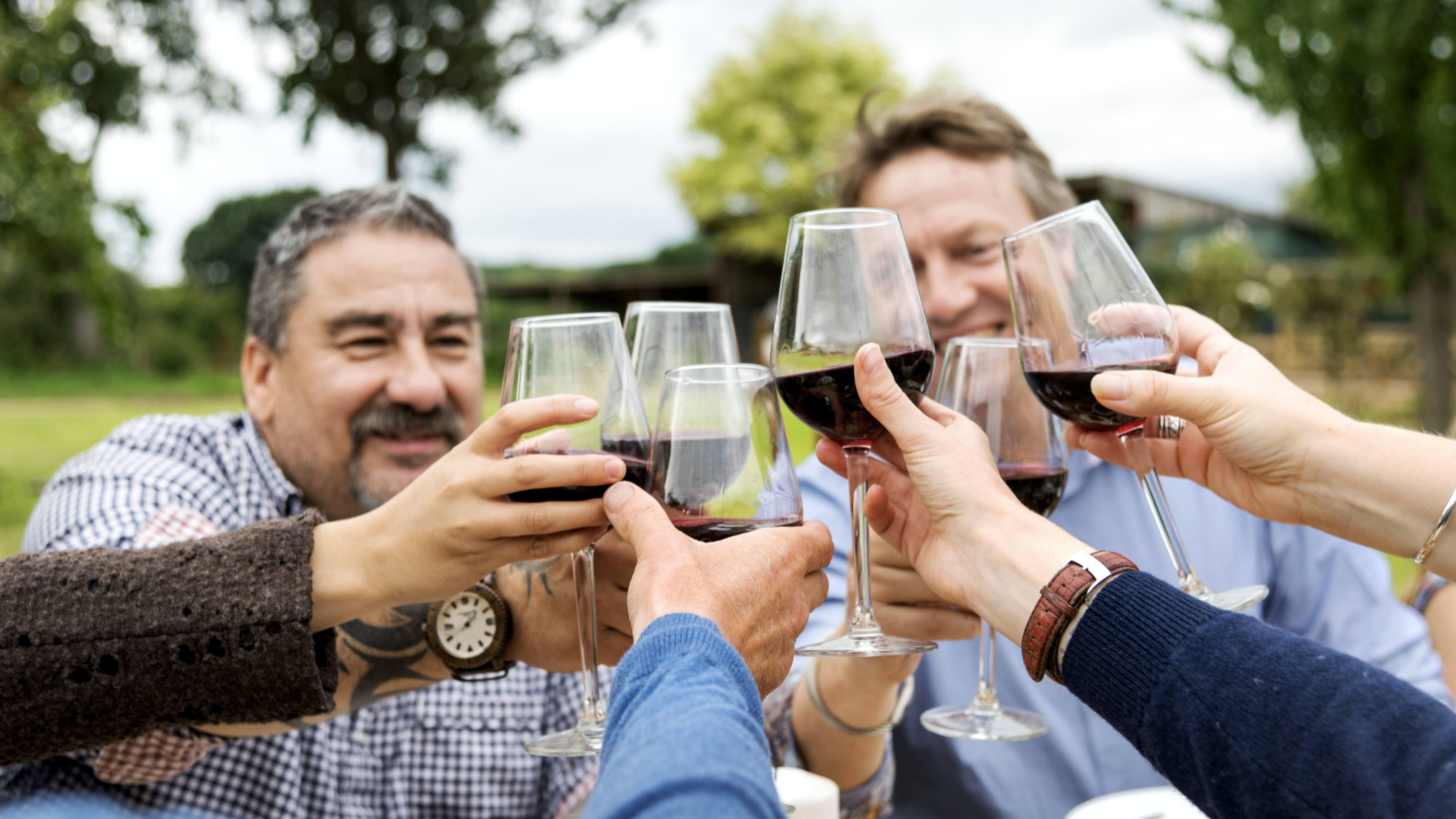 trucos para tomar mucho alcohol