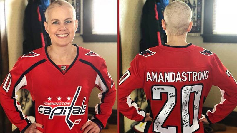 reputable site 96502 a6539 In the Loop: Capitals' Stanley Cup run helps superfan ...