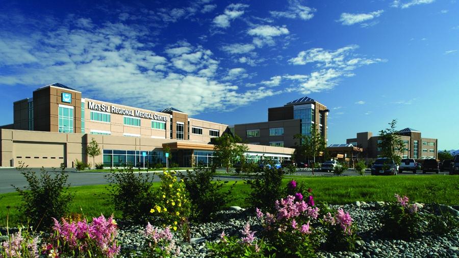 Centro médico regional de Mat-Su en Palmer, Alaska