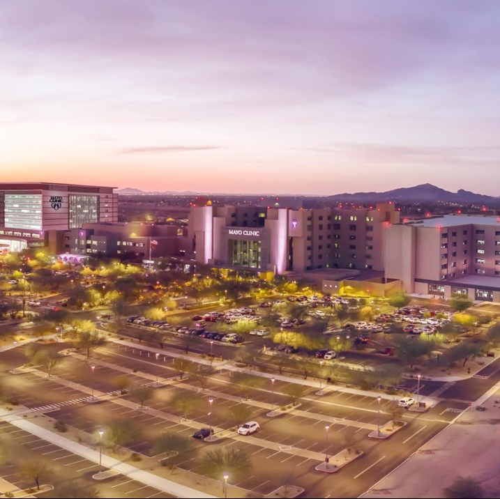illustration of Phoenix campus of Mayo Clinic expansion