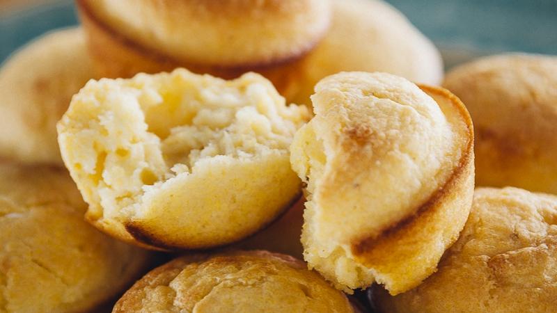 Making Mayo's Recipes: Baked hush puppies