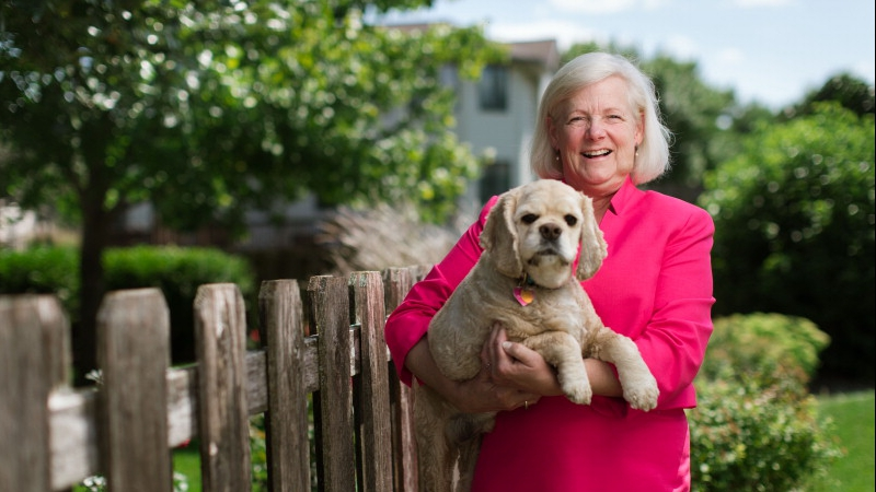 Helping Others Heal: Nancy's promise to smile