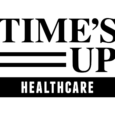 Time's Up Healthcare徽标