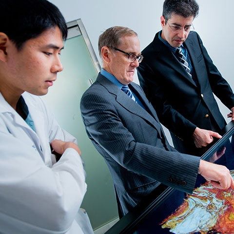 Students at Mayo Clinic Alix School of Medicine have access to the newest technologies and cutting-edge techniques to learn the best patient-centered care.