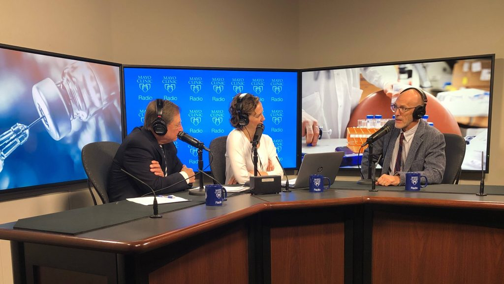 #MayoClinicRadio podcast: 4/20/19