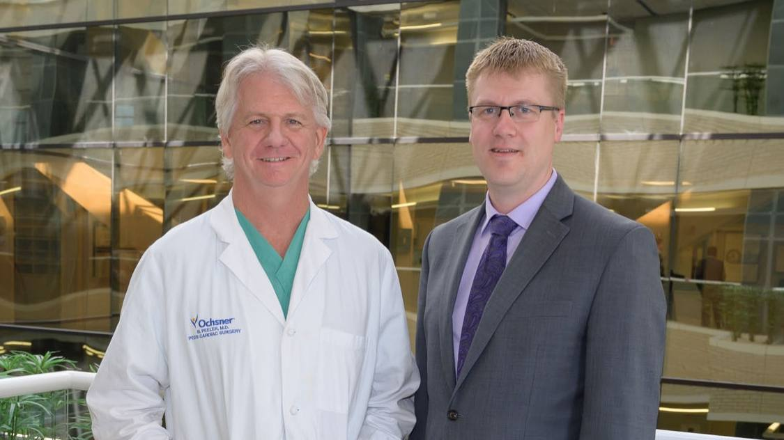 Benjamin Peeler, M.D., and Timothy J. Nelson, M.D., Ph.D.