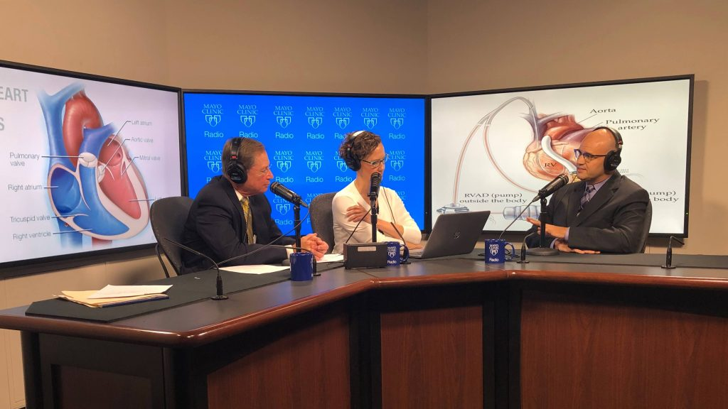 #MayoClinicRadio podcast: 7/13/19