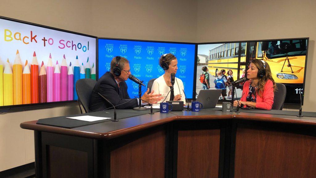 #MayoClinicRadio podcast: 8/17/19