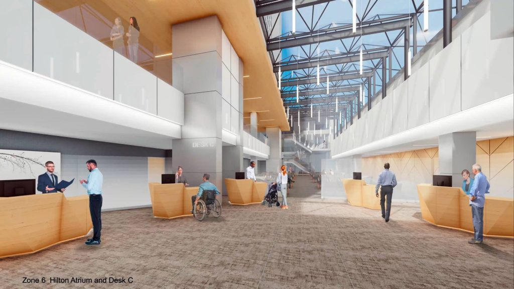 Mayo Clinic Rochester Subway Refresh rendering