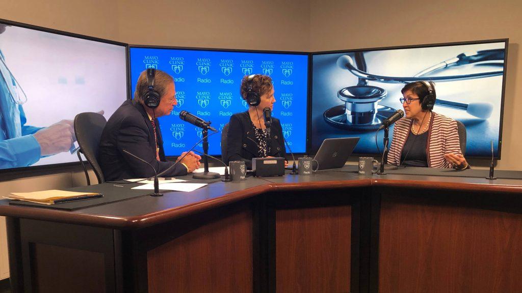 #MayoClinicRadio podcast: 10/12/19